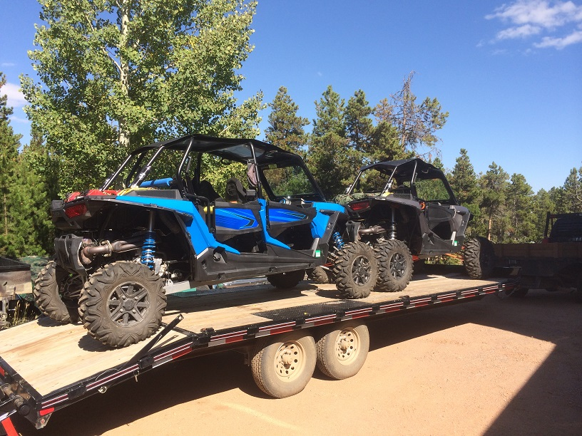 How Do You Haul Your Rzr Page 2 Polaris Rzr Forum