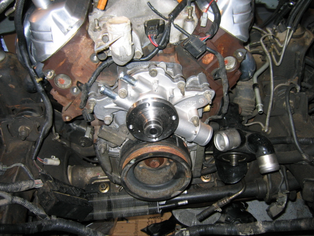 F1505 0 in addition 608930Duratecti 00000022230 likewise ccrp 1110 07 o overhead cam ford engine rebuild timing cover likewise 0900c1528004bb3b besides ranger belt diagram1 in addition ford explorer 1998 flasher relay likewise Fox 5 0 Smog AC Delete besides wpumpinstalled also 2003 ford mustang picture 20 47 as well 0900c1528006c0a7 additionally fairlaner albums how  pics picture166715 timing cover gasket 02. on 1995 ford f150 serpentine belt